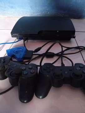 PS 3 Slim 500 gb