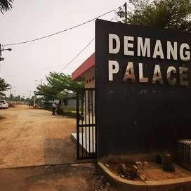 TOWNHOUSE DEMANG PALACE HARGA TERMURAH , LINGKUNGAN ASRI ,BEBAS BANJIR