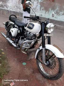 Royal Enfield classic 350 with full papers