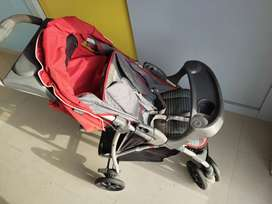 Branded Graco Stroller in good condition