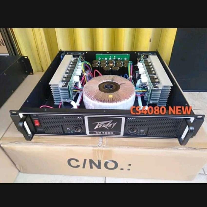 Peavey CS 4080/Power Amplifier ID52
