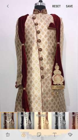 Coat suit sherwani for mens and kids available here