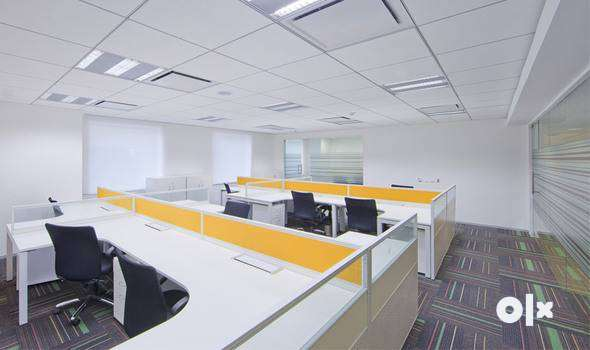 Furnished Plug & Play office space available on rent in Kharadi 0