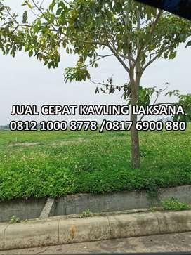 MURAH Kavling industri laksana business park teluk naga tangerang