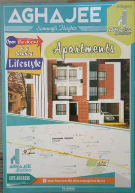 Agha Jee Samungli Heights on Instalment for sale