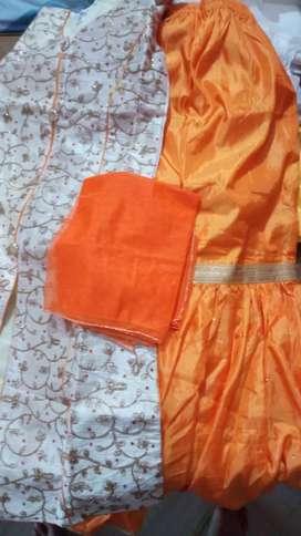 New Sharara suit for 12 year old girl {No barganing}