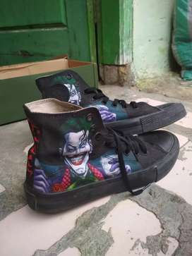 Sepatu Converse All Star JOKER UK 42