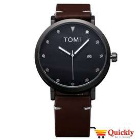 Tomi Original Genuine Leather Watches [First Check Then Pay]