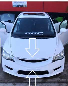 HONDA CIVIC Reborn 2006-2012 front grill available