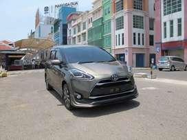 Toyota Sienta Q matic 2016 TDP 39jt