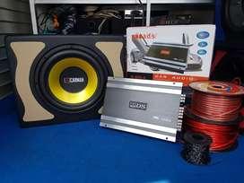 Paket audio new suara bass jedung crengceng (asy'ari audio