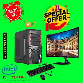 Brand New Assembled Desktop PC | 3 Year Warranty | Wi-Fi