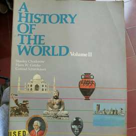 a history of the world volume ii