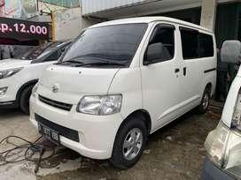 GrandMax 1.3 AC 2015 putih gran max daihatsu granmax minibus grand mek