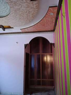 Furnished portion of house and single room for rent for family/jobian