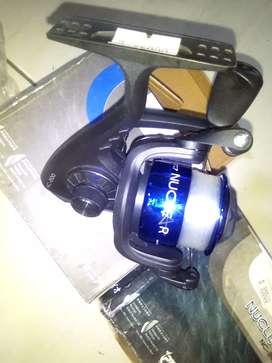 Reel pancing merk PIONNER NC 200 5 ball bearing.