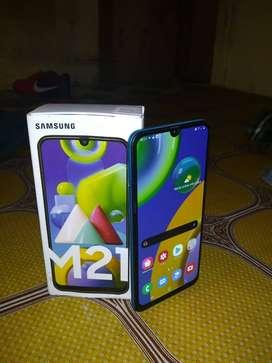 Samsung m21 ram4/64
