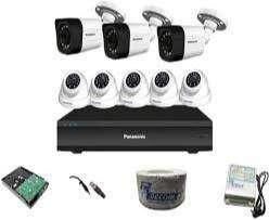8CH HD CCTV Camera setup installation(BRAND:Z-Security)