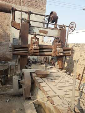 Randa Machine Planer Machine for Metal Working