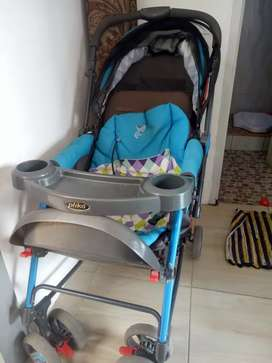 Dijual stroller jarang dipake kondisi 85%