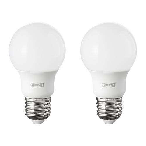 IKEA 32 RYET Bohlam LED A Plus Plus  E27 600 Lumen Bulat Putih 5 koma 0