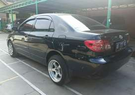 Cepat saja Toyota Altis 2006 hitam manual