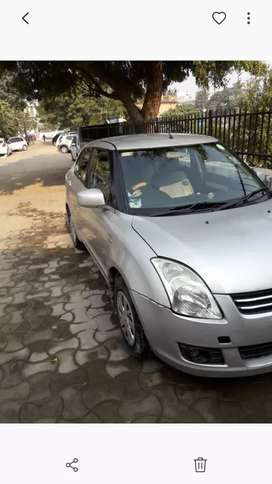 swift dzire in a good condition. First owner. Diesel