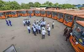 Bus Conductor Job in Cluster Bus (Contractual)