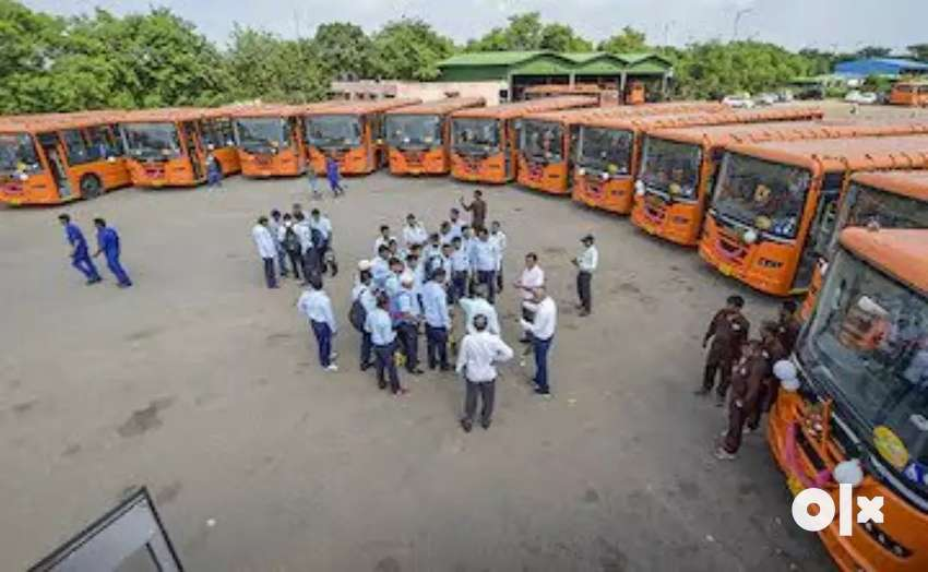 Bus Conductor Job in Cluster Bus (Contractual) 0