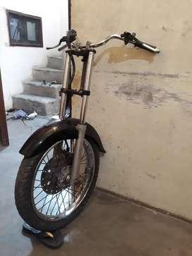 Full Disk brake setup for all bike,s