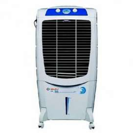 New Condition Bajaj Cooler Dc 67 Litres Easy Movable