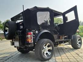 Open modified jeep