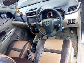 Toyota Avanza MT 2014 (unit lelang)