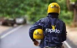 Urgently hiring for Delivery Boy & Biker Rapido