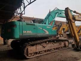(2011) Kobelco SK-350LC Excavator, Next to Showroom Condition, Delhi.
