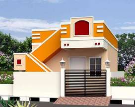 Low Cost 2BHK New Independent House for Sale in Medavakkam Main Road