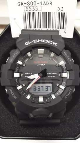 G shock GA-800-1ADR