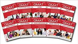 Manhattan GMAT prep 6th edition and Official Guide 2020