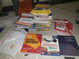 60+ books for IITJEE preperation