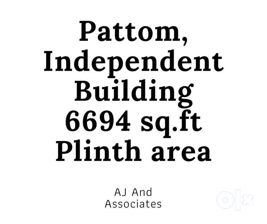 Pattom, Independent Building, For Rent.