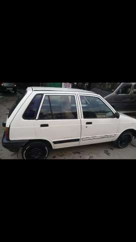 Maruthi800 in good mild condition.required money