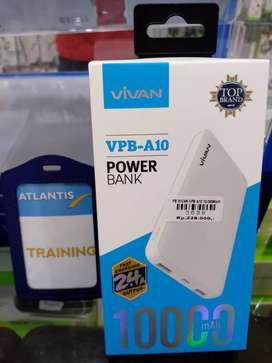 powerbank vivan vpb a10 10.000 mah
