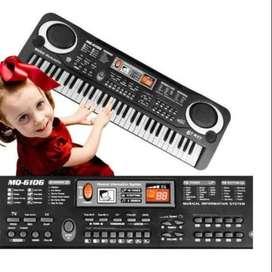 Piano Anak Digital Electronic Keyboard 61 Keys MQ-6106 Elektronik