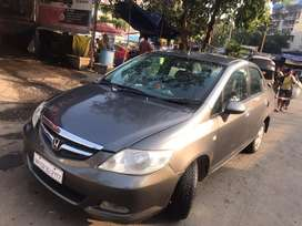 Honda city zx 2008 in excellent condition