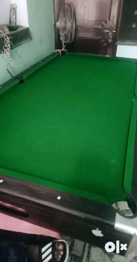 Pool table 0