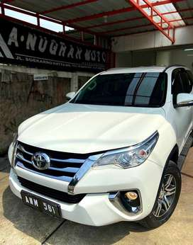 All New Fortuner 2,4 (4x2) Matic Solar 2016 | KM 55Rban