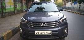 Hyundai Creta 1.6 SX Option Executive, 2016, Petrol