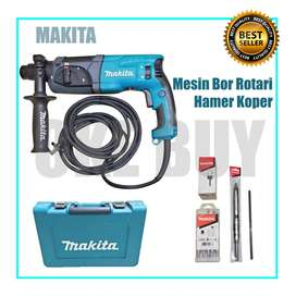 Mesin bor bobok besi beton / Rotary hammer Makita HR 2230