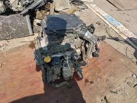 Maruti brezza engine and gearbox