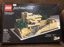 Brand New Lego Architecture Fallingwater